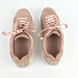 Jessica Simpson Shoes - NEW {Jessica Simpson} Drister Lace-Up Sneakers